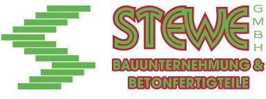 Stewe - Bauunternehmung und Betonfertigteile GmbH - Logo